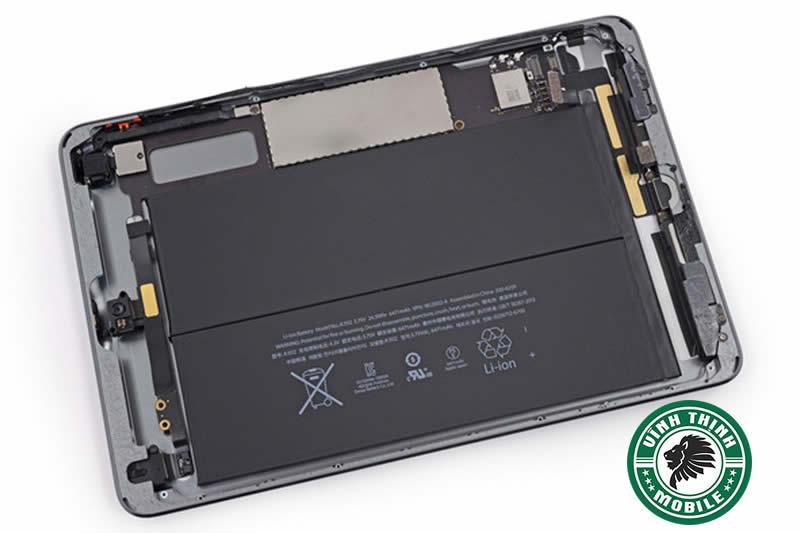Lưu ý thay pin iPad Air