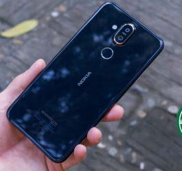 Sửa Nokia 8.1 mất nguồn tại Sửa Chữa Vĩnh Thịnh