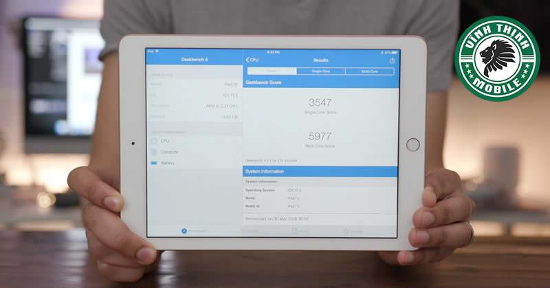 Thay màn hình iPad 2018 tại Sửa Chữa Vĩnh Thịnh