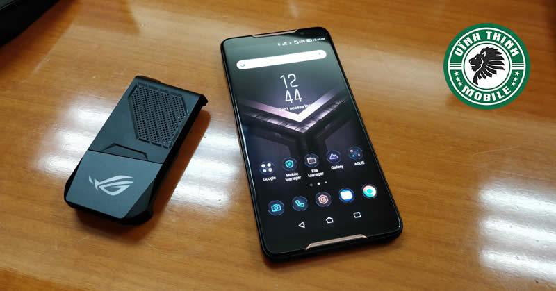 Thay mặt kính Asus Rog Phone tại Sửa Chữa Vĩnh Thịnh