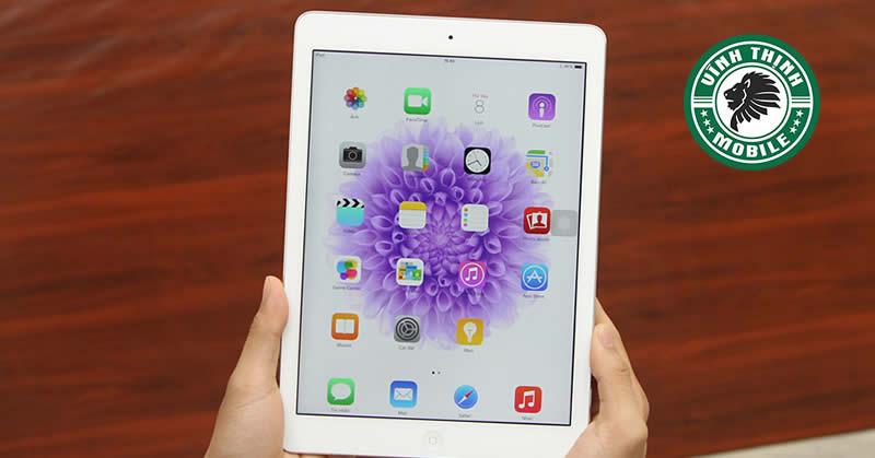Thay pin iPad Air tại Sửa Chữa Vĩnh Thịnh