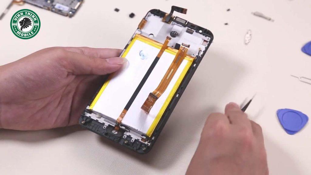 Những lưu ý khi thay mặt kính Ulefone Power 3