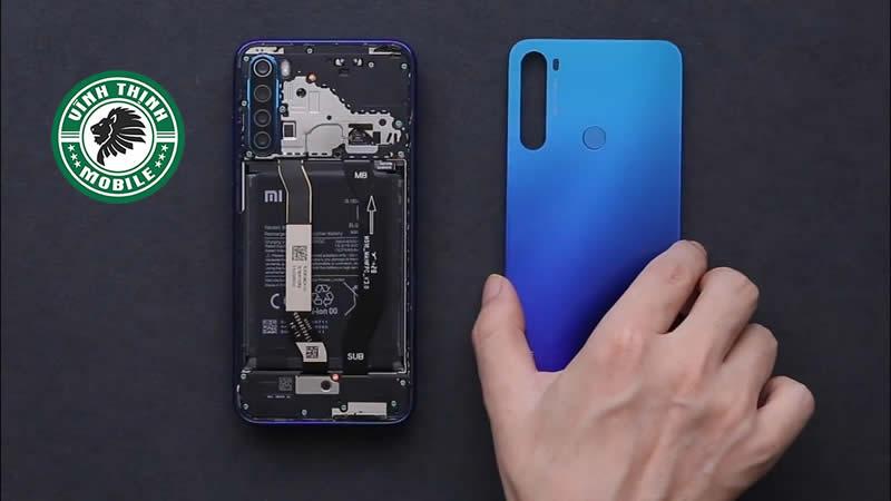 Lưu ý thay camera Xiaomi Redmi Note 8 tại Sửa Chữa Vĩnh Thịnh
