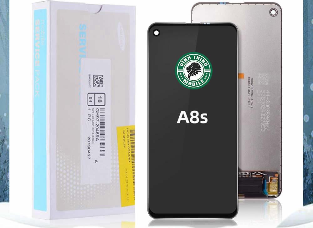 Màn hình Samsung Galaxy A8s zin chuẩn