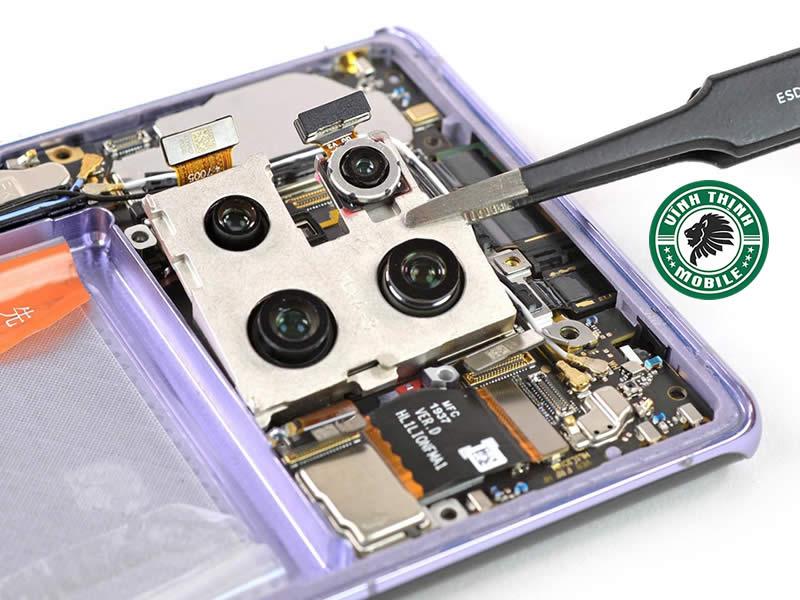 Lưu ý thay mặt kính camera Huawei Mate 30 Pro