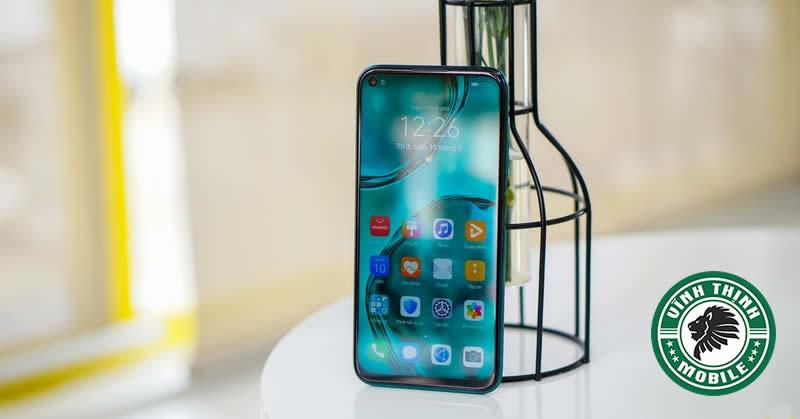 Sửa điện thoại Huawei Nova 7i vô nước