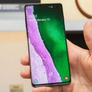 Sửa Samsung Galaxy S10, S10 Plus báo ẩm cổng sạc