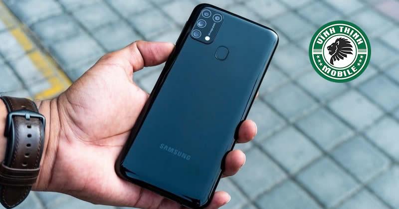 Thay kính camera Samsung Galaxy M31 tại Sửa Chữa Vĩnh Thịnh