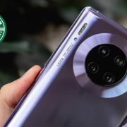 Thay mặt kính camera Huawei Mate 30 Pro