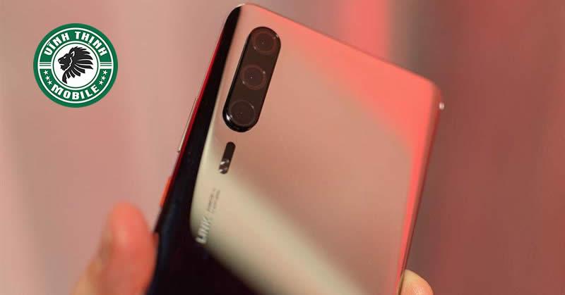 Thay mặt kính camera Huawei P30 Pro