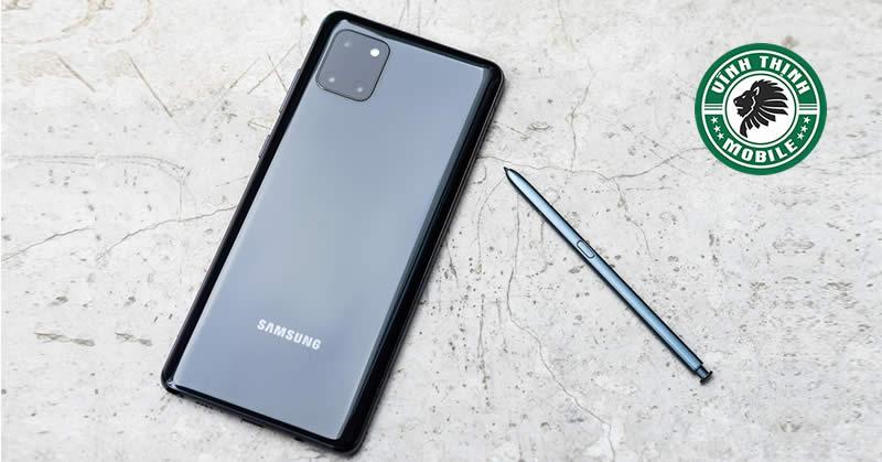Thay nắp lưng Samsung Galaxy Note 10 Lite