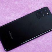 Thay nắp lưng Samsung Galaxy S20+