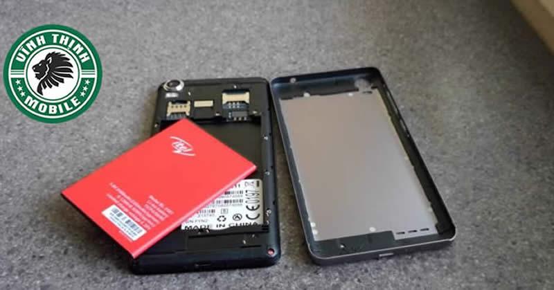 Thay pin điện thoại Itel tại Sửa Chữa Vĩnh Thịnh