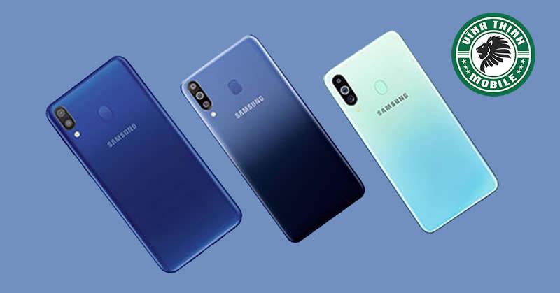 Thay pin Samsung Galaxy M31