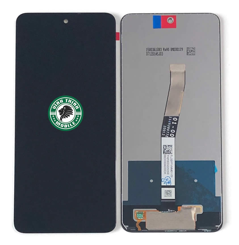 Màn hình-mặt kính Xiaomi Redmi Note 9s zin chuẩn
