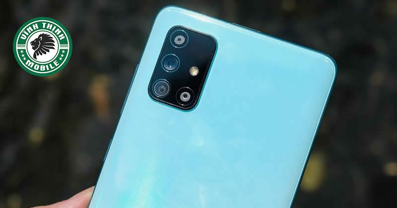 Thay mặt kính camera Samsung Galaxy A71 tại Sửa Chữa Vĩnh Thịnh