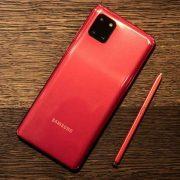 Thay pin Samsung Galaxy Note 10 lite tại Sửa Chữa Vĩnh Thịnh