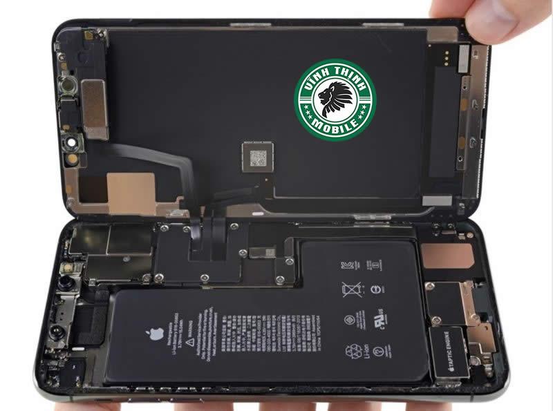 Những lưu ý khi sửa iPhone 11 Pro mất nguồn