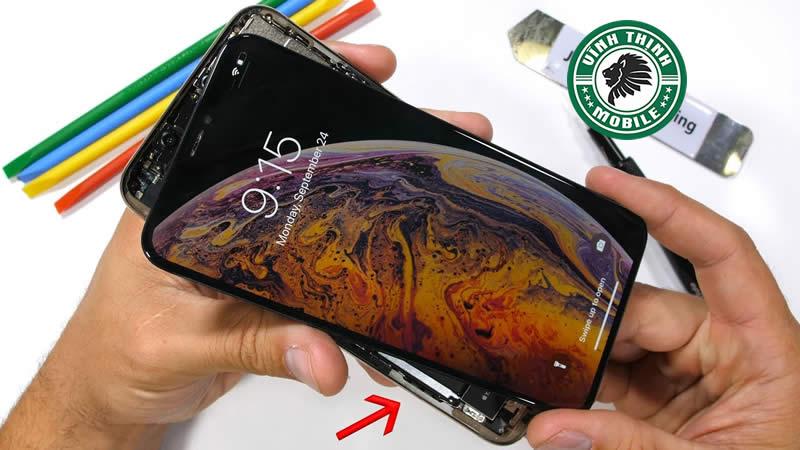 Lưu ý sửa iPhone XS Max tại Sửa Chữa Vĩnh Thịnh