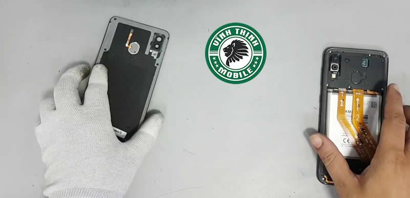 Lưu ý sửa Samsung A30 mất nguồn tại Sửa Chữa Vĩnh Thịnh