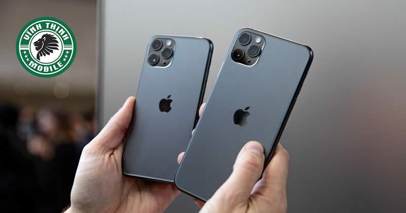 Sửa iPhone 11 Pro mất nguồn tại Sửa Chữa Vĩnh Thịnh