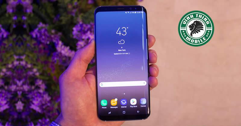 Thay main Samsung Galaxy S8 Plus tại Sửa chữa Vĩnh Thịnh