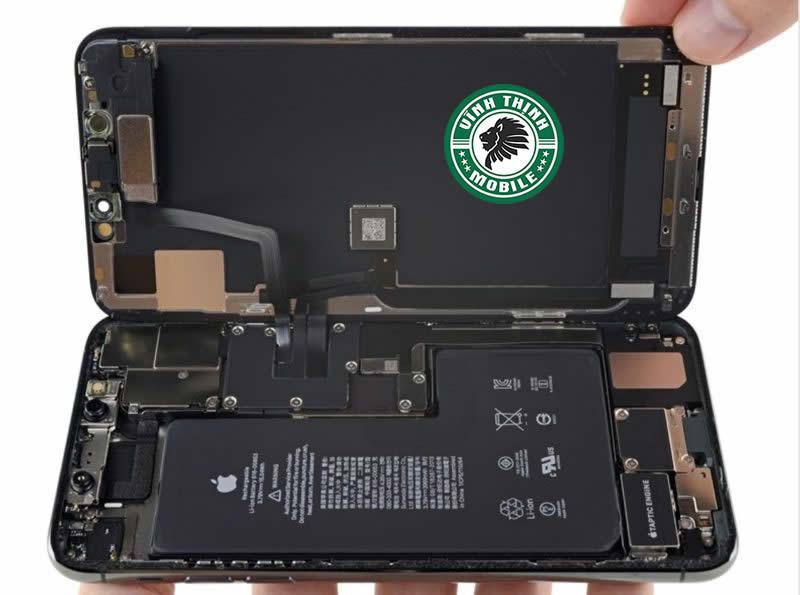 iPhone 11 Pro Max có cấu tạo phức tạp, khó sửa chữa