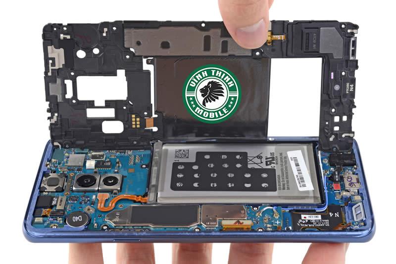 Lưu ý thay màn hình Samsung Galaxy S9 Plus