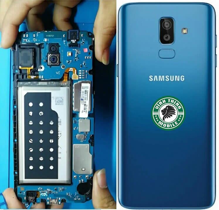 Lưu ý thay mic Samsung J8 tại Sửa chữa Vĩnh Thịnh