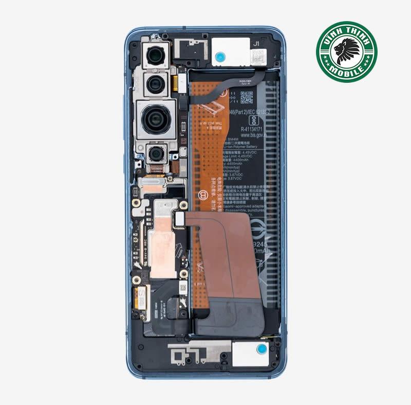 Lưu ý thay nắp lưng Xiaomi Mi Note 10 Pro