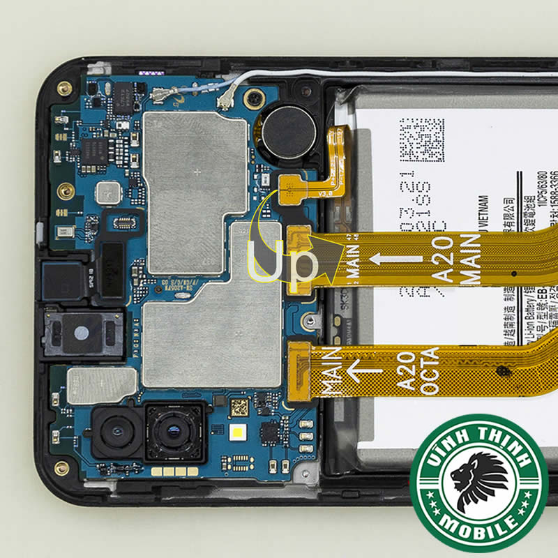 Lưu ý thay vỏ Samsung A20 tại Sửa chữa Vĩnh Thịnh