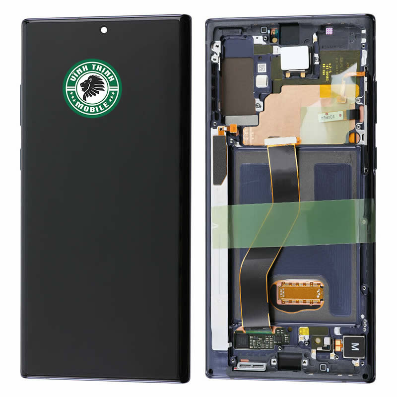 Màn hình - mặt kính Samsung Note 10 Plus zin chuẩn