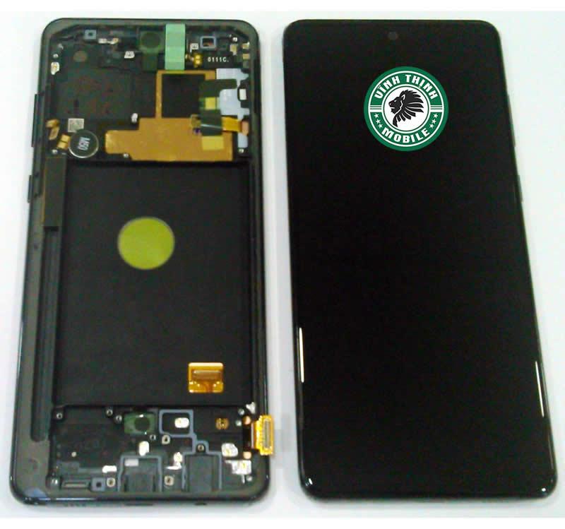 Màn hình -mặt kính Samsung Galaxy Note 10 Lite zin chuẩn