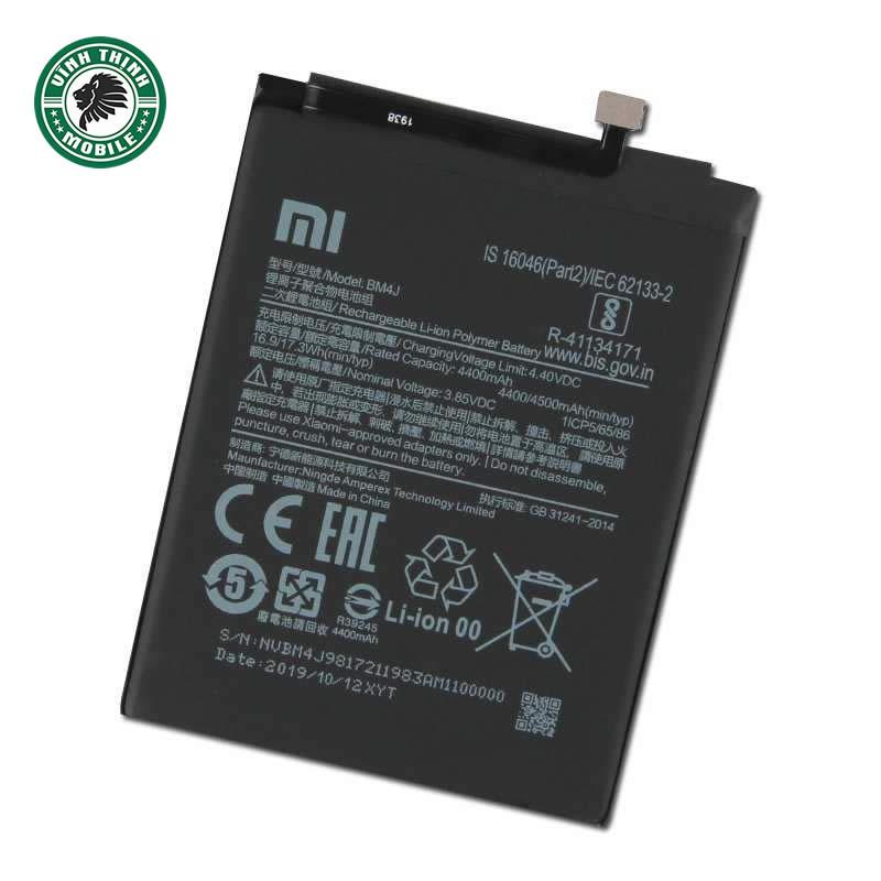 Pin Xiaomi Redmi Note 8 Pro zin chính hãng