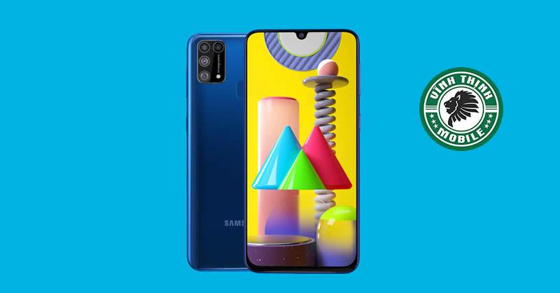 Sửa điện thoại Samsung Galaxy M31 vô nước