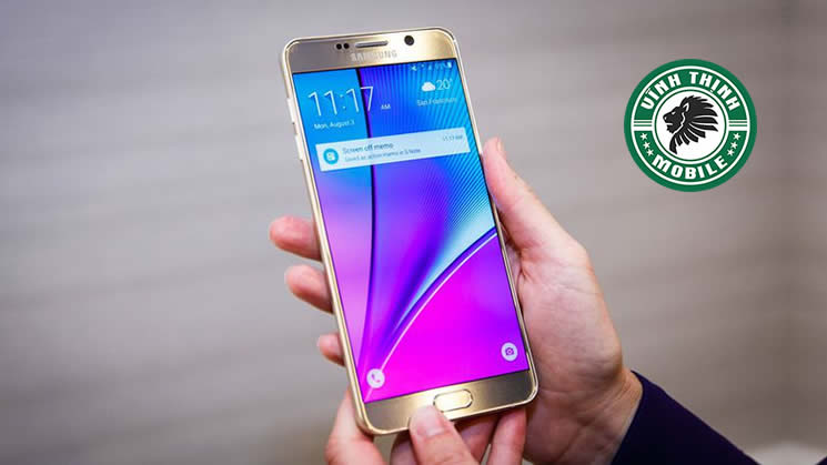 Sửa điện thoại Samsung Note 5 uy tín tại Sửa chữa Vĩnh Thịnh
