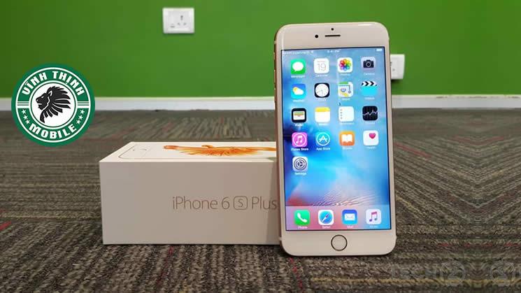 Sửa iPhone 6s Plus tại Sửa chữa Vĩnh Thịnh