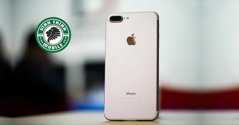 Sửa iPhone 7 Plus mất nguồn tại Sửa chữa Vĩnh Thịnh