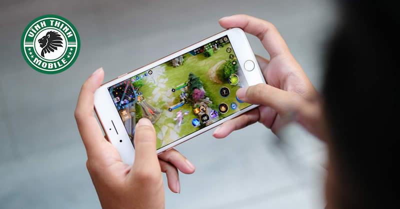 Thay màn hình iPhone 8 Plus tại Sửa chữa Vĩnh Thịnh