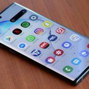 Thay màn hình Samsung Galaxy Note 10 Plus
