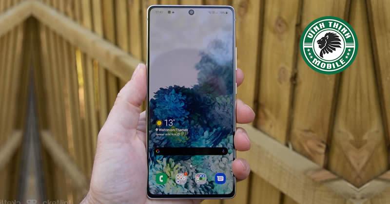Thay màn hình Samsung Galaxy S10 Lite