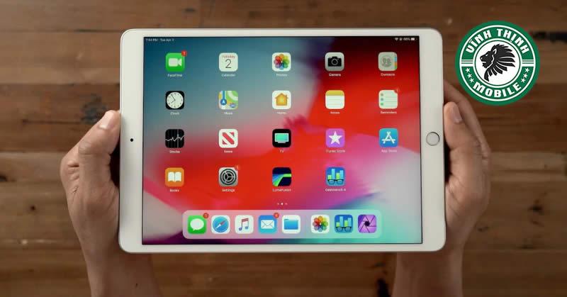Thay mặt kính iPad Air 3 tại Sửa chữa Vĩnh Thịnh