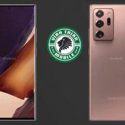 Thay nắp lưng Samsung Galaxy Note 20 Ultra