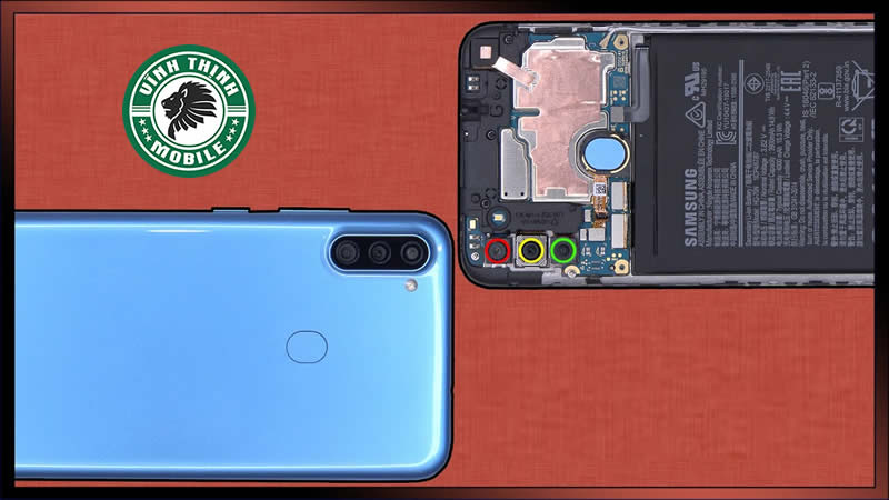 Giải pháp sửa Samsung Galaxy A11 mất nguồn tại Sửa chữa Vĩnh Thịnh