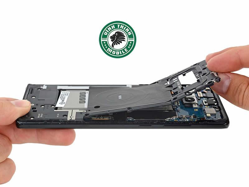 Những lưu ý khi thay main Samsung Galaxy Note 8