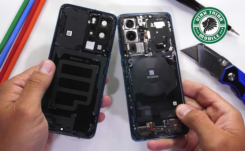 Lưu ý thay mặt kính Huawei P40 Pro