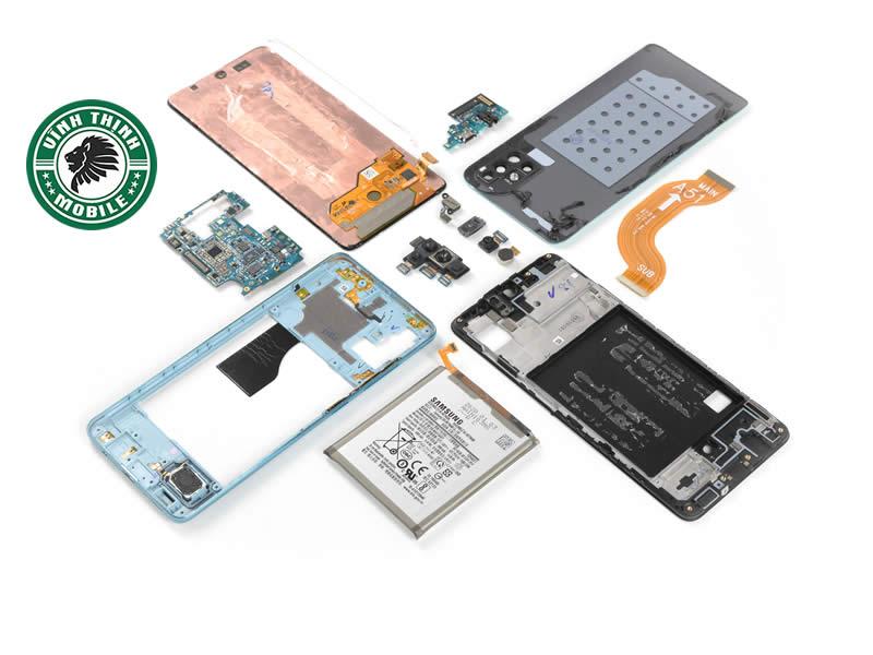 Thay nắp lưng Samsung Galaxy A51 tại Sửa chữa Vĩnh Thịnh