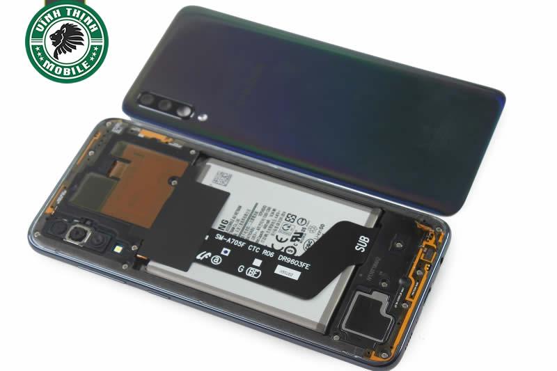 Lưu ý thay vỏ Samsung Galaxy A70 tại Sửa chữa Vĩnh Thịnh