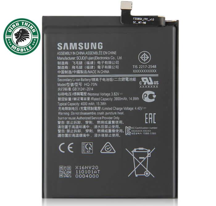 Pin Samsung Galaxy A11 zin chuẩn