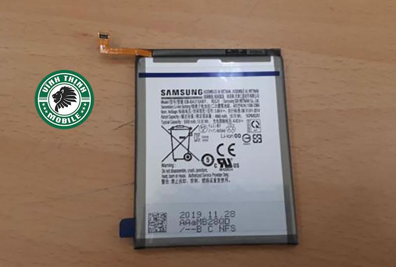 Pin Samsung Galaxy A31 zin chuẩn